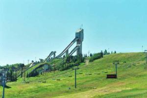 Parque Olimpico de Calgary