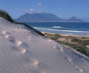 Litoral Cidade do Cabo