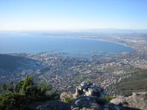 Montanha Cidade do Cabo