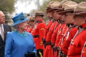 Rainha Canadá