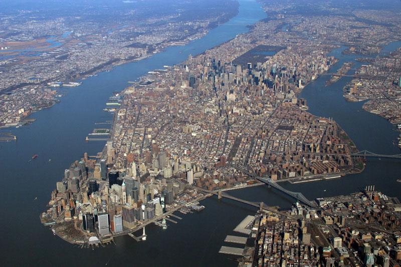 Por que Nova York?   Cursos de inglês no exterior
