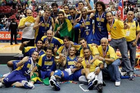 Em 2012 vimos a volta do Basquete brasileiro para  as olimpíadas