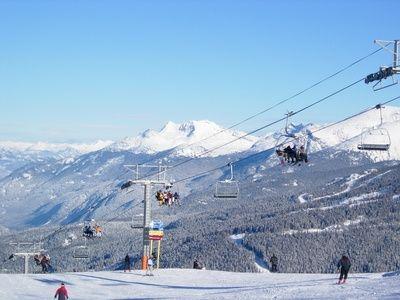 esquiar canada