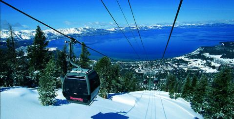 intercambio lake tahoe
