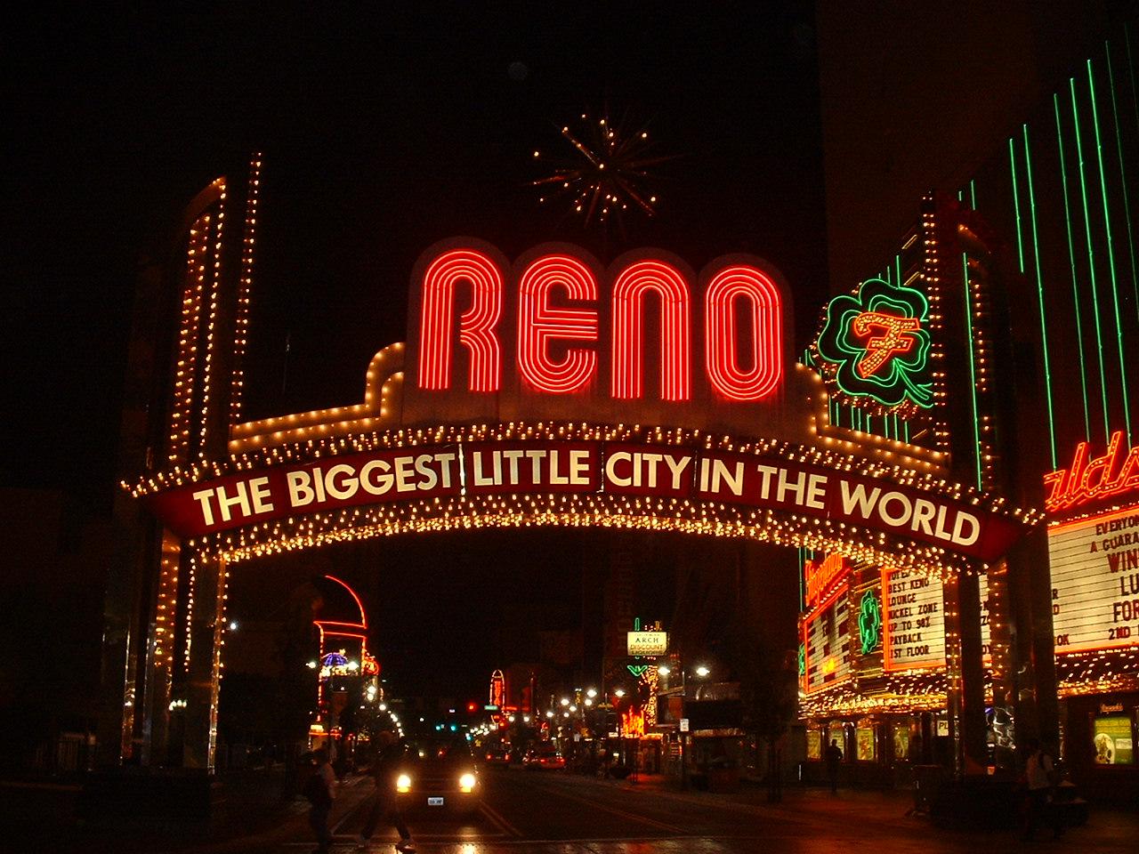 Car Rental Reno To Las Vegas