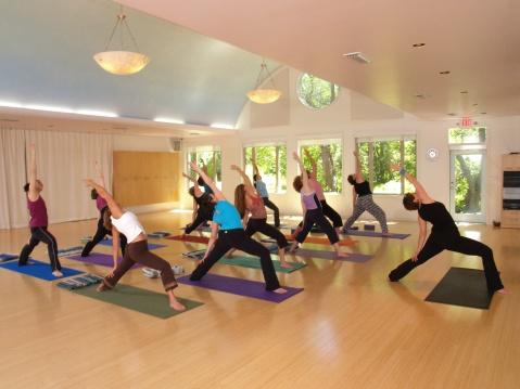 yoga intercambio eua