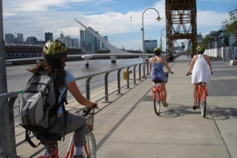 bicicleta intercambio buenos aires