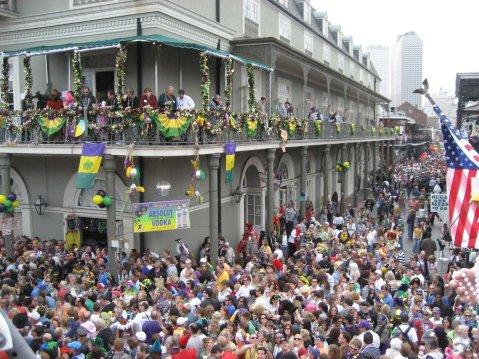carnaval nova orleans