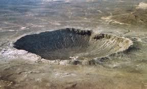 cratera meteoro eua